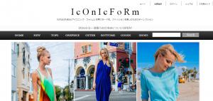 IcOnIcFoRm